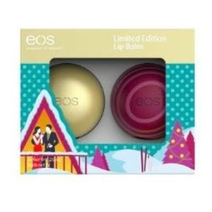 Lot of 5NEW eos Fireside Chai Cranberry P…